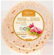 Piadina alla quinoa