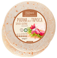 Piadina alla tapioca
