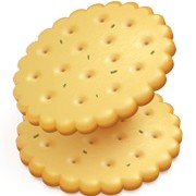 cracker senza glutine